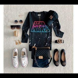 Size medium chaser Star Wars sweatshirt
